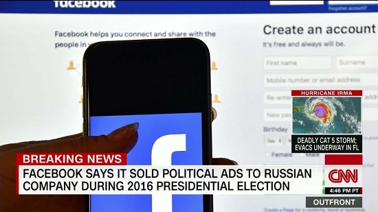 Facebook Ads which were bought by the Russians